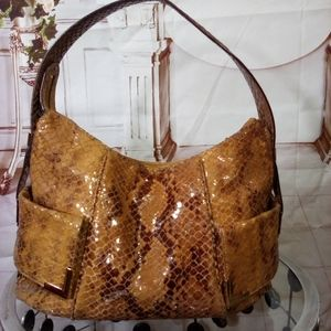 Micheal Kors -Price Reduced!! Snakeskin Purse